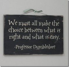 Oh Dumbledore, such a wise man <3 I want this for my classroom!!