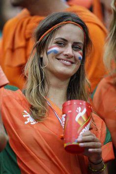 Soccer Fans, Football Fans, Football Girls, World Cup, Euro, Dutch, Fangirl, Beautiful Women, Sport