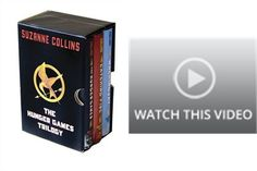 The Hunger Games Trilogy - Suzanne Collins Started reading in Children's Literature course, HAD to read the next 2 books. Good Books, Books To Read, My Books, Amazing Books, Suzanne Collins, Quick Reads, Game & Watch, Hunger Games Trilogy, Page Turner