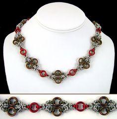 byzantine variation necklace
