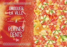 Croquer la ville à pleines dents #Veggister #Florette #Salade #Hipster #Lifestyle #Citation #Quote