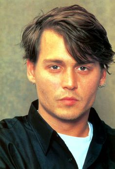 Johnny by David Bailey Johnny Depp Images, Johnny Depp Pictures, Young Johnny Depp, Johnny Depp Movies, Here's Johnny, Young And Beautiful, Gorgeous Men, Beautiful People, Bae