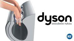 Nově jsme do nabídky zařadili kvalitní osoušeče rukou Dyson AIRBLADE, které jsou vybaveny HEPA filtrem pro suché ruce bez bakterií. #VENTILATORYcz #airblade #dysonairblade #vysousecrukou #osousecrukou #handdryer #dyson #sucheruce Home Appliances, House Appliances, Appliances