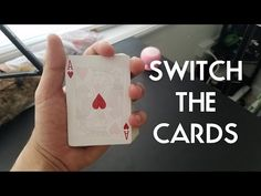 Cool Card Tricks, Magic Card Tricks, Card Tricks Revealed, Coin Tricks, Learn Magic, Bicycle Cards, Sleight Of Hand, Get The Job, Cool Cards