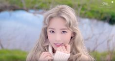 """Taeyeon's Bohemian Look from Her 1st Single Album """"I"""" Music Video"""