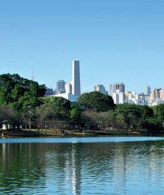 Parque do Ibirapuera.