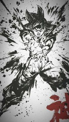 Sieh dir Dragon Ball auf www.watch an - Anime Dragon Ball Gt, Photo Dragon, Comic Kunst, Amazing Art, Anime Art, Sketches, Artwork, Dragonball Wallpaper, Goku Wallpaper