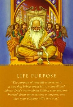 Daily Guidance From Your Angels: Life Purpose | Free Angel Card Readings