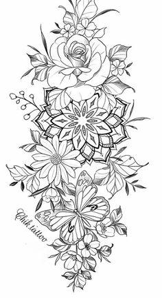 Forarm Tattoos, Dope Tattoos, Leg Tattoos, Body Art Tattoos, Small Tattoos, Tatoos, Cool Chest Tattoos, Chest Tattoos For Women, Butterfly Mandala Tattoo
