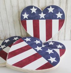 4th July Crafts, Fourth Of July Decor, 4th Of July Decorations, Patriotic Crafts, July 4th, Primitive Crafts, Wood Crafts, 4x4 Crafts, Easy Crafts