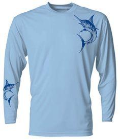 Shirts mesh and fabrics on pinterest for Dri fit fishing shirts