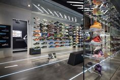 Ari Running store Interior by Whitespace, Bangkok, Thailand