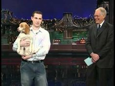 Letterman - Stupid Pet Tricks: Playing Dead - YouTube