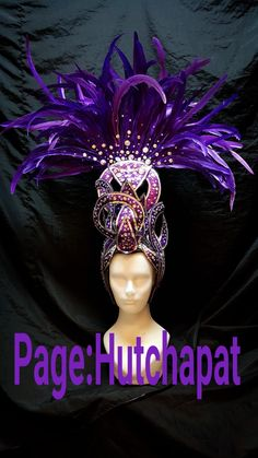 Crown, Colorful, Costumes, Jewelry, Fashion, Samba Costume, Carnival Costumes, Fascinators, Dressing Rooms