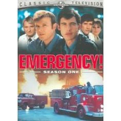 Don't have any Emergency seasons yet either, like them all!    http://www.amazon.com/Emergency-Season-One-Robert-Fuller/dp/B0009UC80G/ref=sr_1_1?s=movies-tv=UTF8=1354923479=1-1=emergency