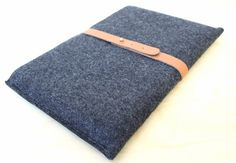 11 Inch MacBook Air Sleeve / Case Dunbar  Anthracite by Adimaa, $52.00