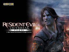Policial - Resident Evil Outbreak - file #2 1024x768 Papel de Parede Wallpaper