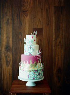 Fabulous Mid-Century Wedding Inspiration from Kirill Bordon Photography