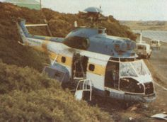 Puma PA-12 de la PN capturado por los ingleses