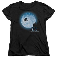 E.T. To The Moon T-Shirt