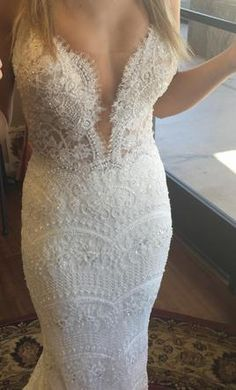 Berta  1518 6: buy this dress for a fraction of the salon price on PreOwnedWeddingDresses.com