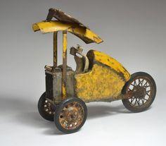 Le camion jaune / Gerald Cambon