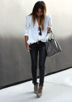 Image result for black skinny jeans outfit