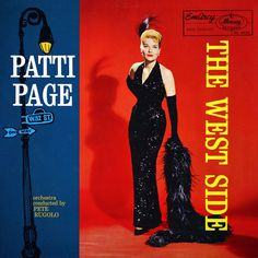 Patti Page ~ Here I'll Stay Patti Page, Strapless Dress Formal, Formal Dresses, Im In Love, Orchestra, West Side, Music, Cover Art, Lp