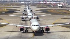 With One flight Every 65 Seconds, Mumbai Airport Is The World's Busiest Single-Runway Airport - News India Today News India Today, Cheap International Flights, International Airport, Flight News, People Fly, Mumbai Airport, Flight And Hotel, World Records