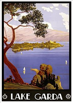 TV92 Vintage 1950's POMPEI Naples Italian Italy Travel Tourism Poster A2//A3//A4