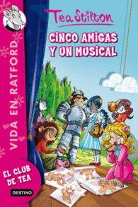 CINCO AMIGAS Y UN MUSICAL VIDA EN RATFORD