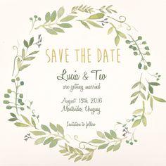 Lucía Tolosa Tourém and Teo Victoria de la Guardia's Wedding Website