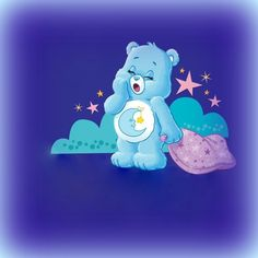 <3 Glücksbärchi <3 Cute Wallpaper Backgrounds, Cute Cartoon Wallpapers, Pretty Wallpapers, Bear Images, Bear Pictures, Owl Winnie The Pooh, Teddy Bear Drawing, Good Night Sweet Dreams, Charlie Brown And Snoopy
