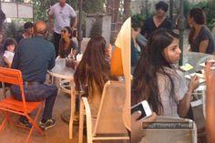 PIC: SRK, Gauri, Suhana and Abram in one frame