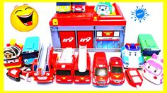 Fire Trucks for children | Fireengine Fire Station Rescue Cars Tayo the Little Bus Toy For Children https://youtu.be/RXksKpJkHUU