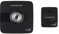 MyQ Garage. I love this, it's supposed to work with your existing garage door opener.