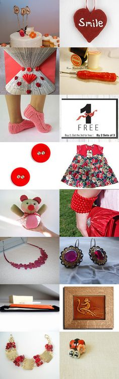 gift ideas by Ksusha on Etsy--Pinned with TreasuryPin.com 3 Things, Gift Ideas, Gifts, Free, Etsy, Presents, Gifs, Gift
