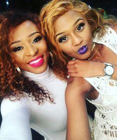 DJ Zinhle & Babes Wodumo Beautiful South African Women, Dj, Beauty
