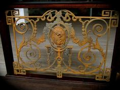 62 best cast wrought iron images on pinterest blacksmithing