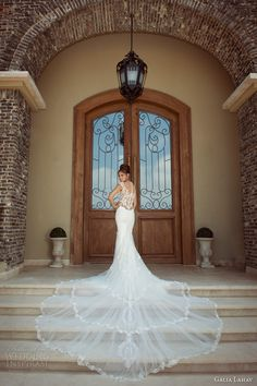 Galia Lahav Wedding Dresses — The Empress Deck Mini Collection | Wedding Inspirasi