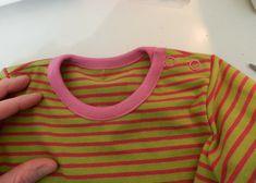Shirt mit Knopfleiste nähen