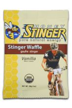 Honey Stinger Waffles - great natural before and during an endurance event
