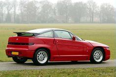 Alfa Romeo SZ (Sprint Zagato), 1992