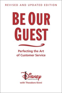 "The quintessential guide to Disney's legendary customer service. The book outlines how customer service continues to provide a competitive edge for a company that, as Walt liked to say, ""was all started with a mouse."""