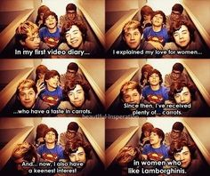 These are the boys that we fell in love with, who make me happy :)