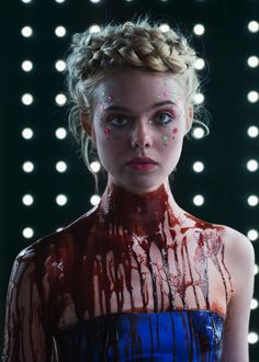 The Neon Demon, out Friday, is unquestionably a horror film. But it's also unusual in that it's a horror movie about beauty. It asks questions about our societal obsession with looks and why we'll go to such extreme lengths in pursuit of aesthetic perfection.