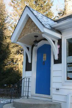 Gable Dormer As Front Door Overhang   Google Search
