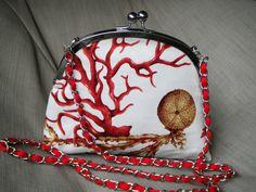£ $ purse bag entirely hand made by corallirossi on www.corallirossi.net e- commerce