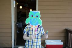 Ashlyn and Maddyn's Bird and Owl Party | CatchMyParty.com