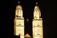 Blood Moon - Longest Lunar Eclipse of Century Moon Photos, Lunar Eclipse, Blood Moon, Empire State Building, 21st Century, Amazing, Lunar Eclipse Live Stream, 3rd Millennium